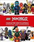 Lego Ninjago Character Encyclopedia by Claire Sipi (Hardback, 2016)
