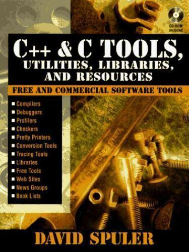 C++ and C Tools, Utilities, Libraries, and Resources: Free and Commercial Softw