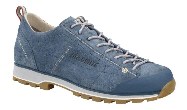 Schuhe Dolomit Untersuchung Low Ocean grau