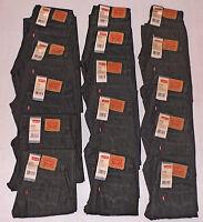 Levi's 550 Relaxed Boy's Jeans Sizes: 8--18 Slim, Regular, Husky Humboldt Wash