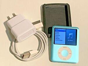 Apple-iPod-Nano-3rd-Generation-A1236-8GB-Blue