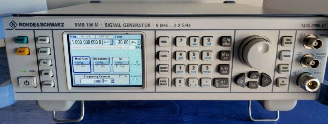 Calibrated Rf Signal Generator 35mhz To 4 4ghz Via Usb Stand Alone 850 For Sale Online Ebay
