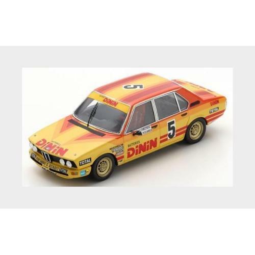 Bmw 5-Series 530I #5 Winner Paul Richard 1979 J.P.Beltoise SPARK 1:43 SF007