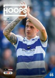 QPR-V-WIGAN-ATHLETIC-OFFICIAL-PROGRAMME-SATURDAY-24TH-AUGUST-2019