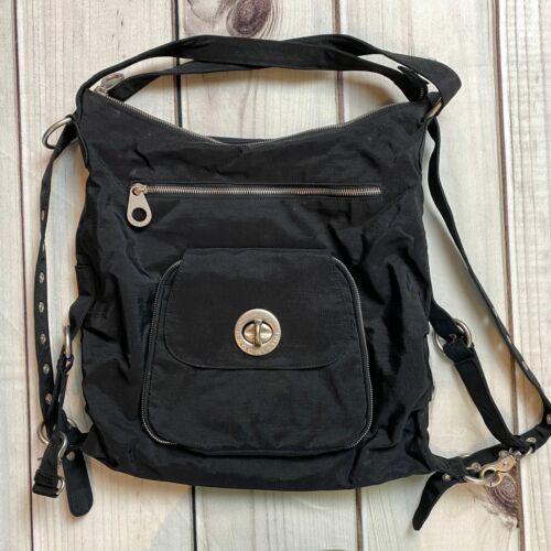 BAGGALLINI Brussels Convertible Bag - Black