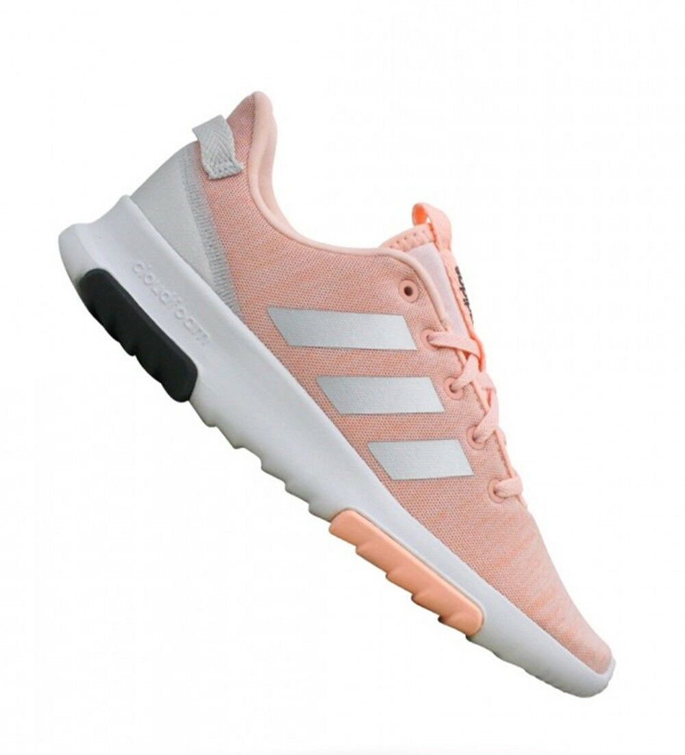 ADIDAS CF RACER TR K K K CloudFoam women's shoes sports sneakers fabric canvas run 7cc174