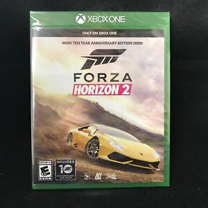 Forza-Horizon-2-10-Year-Anniversary-Edition-Microsoft-Xbox-One-BRAND-NEW