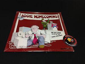 Aggie-Homecoming-Colonel-Clay-Cannon-Class-of-039-53-Soundtrack-LP-Piranha-Records