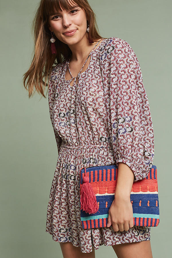 NWT NEW  Anthropologie Annamaria Romper by Holding Horses Size XS