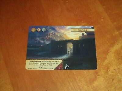 Tyrion Lannister AGoT LCG 2nd Edition Game of Thrones Alternate Art Promo