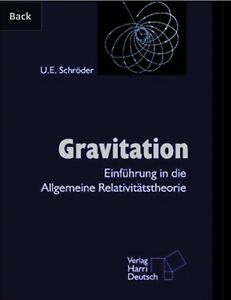 Gravitation von Ulrich E. Schröder (2007, Taschenbuch) - Bad Vilbel, Deutschland - Gravitation von Ulrich E. Schröder (2007, Taschenbuch) - Bad Vilbel, Deutschland