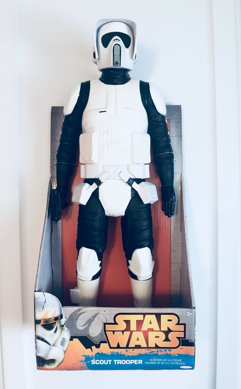 "18"" Star Wars First Order Stormtrooper ScoutTrooper"