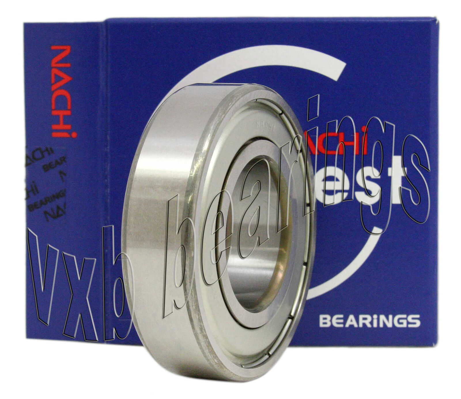 "620310ZZE Nachi Bearing Shielded C3 Japan 5//8/"" //40mm//12mm Metric  Ball Bearings"