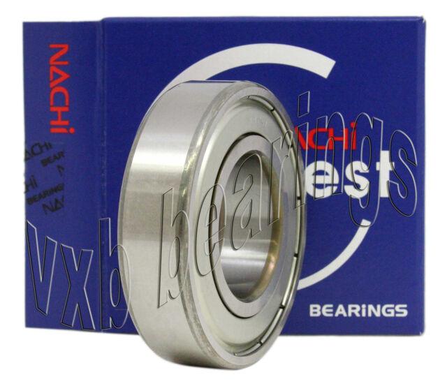63032Z Nachi Quality Bearing 17x47x14 Made in Japan C3