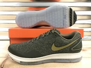 da834751903 Nike Zoom All Out Low 2 Running Shoes Medium Olive Desert Moss SZ ...