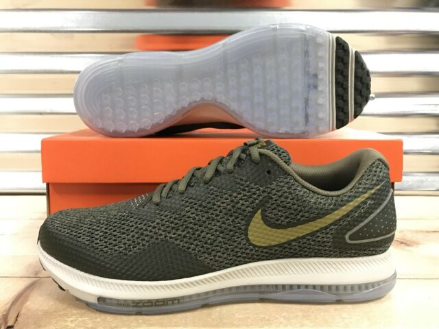 22a0c6c1ff1 Nike Zoom All Out Low 2 Running Shoes Medium Olive Desert Moss SZ ( AJ0035-