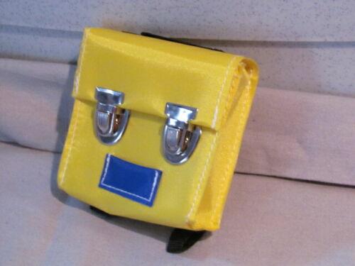 Bambole accessori bambole-scoutranzengelb con borsa cucita prodotto tedesco.