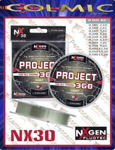 Monofilo-mulinello-Giapponese-Colmic-Project-360-mt-300