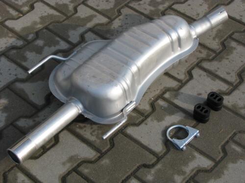 Auspuff Opel Astra H 1.9 CDTi auch GTC SRi SXi SPORT Endschalldämpfer *2413