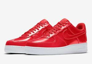 Details about NIKE AIR FORCE 1 '07 LV8 UV AJ9505 600 SIREN RED PINKWHITE UV COLOR CHANGE