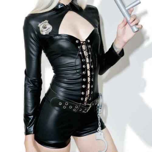 Dolls Kill Costume Set Policewoman