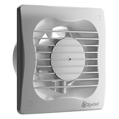 """Xpelair 4"""" Extractor Fan with Timer VX100T 100mm Kitchen ..."""