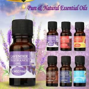 100-Pure-Natural-Premium-Essential-Oils-Aromatherapy-10ml-Stress-Relie-Scent