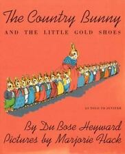 The Country Bunny and Little Gold Shoes classic kids story Heyward picture book