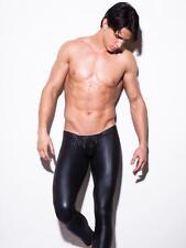 Size M - N2N Bodywear B12 Liquid Skin Runner - Black **See Description
