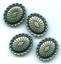 SET á  4  x  Conchos Conchas Southwest Indianer Western Nieten 665