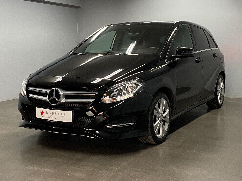 Mercedes B180 d 1,5 Business 5d