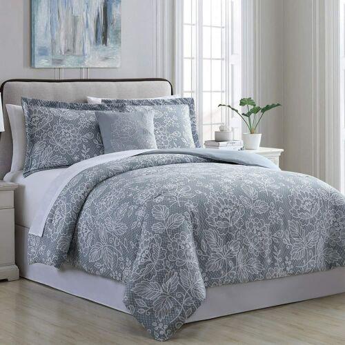 New Fine Linens 8-Piece Queen Complete Bedding Comforter Set NWT Orig Price $150