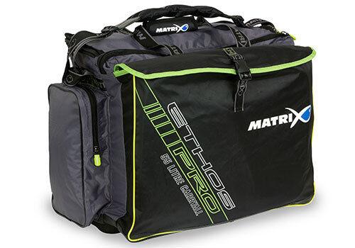 FOX Matrix Nuovo grossolana Match Pesca Ethos PRO 55 litri borsa da GLU075