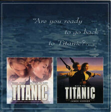 James Horner CD Are You Ready To Go Back To Titanic? - Limited Edition - Promo