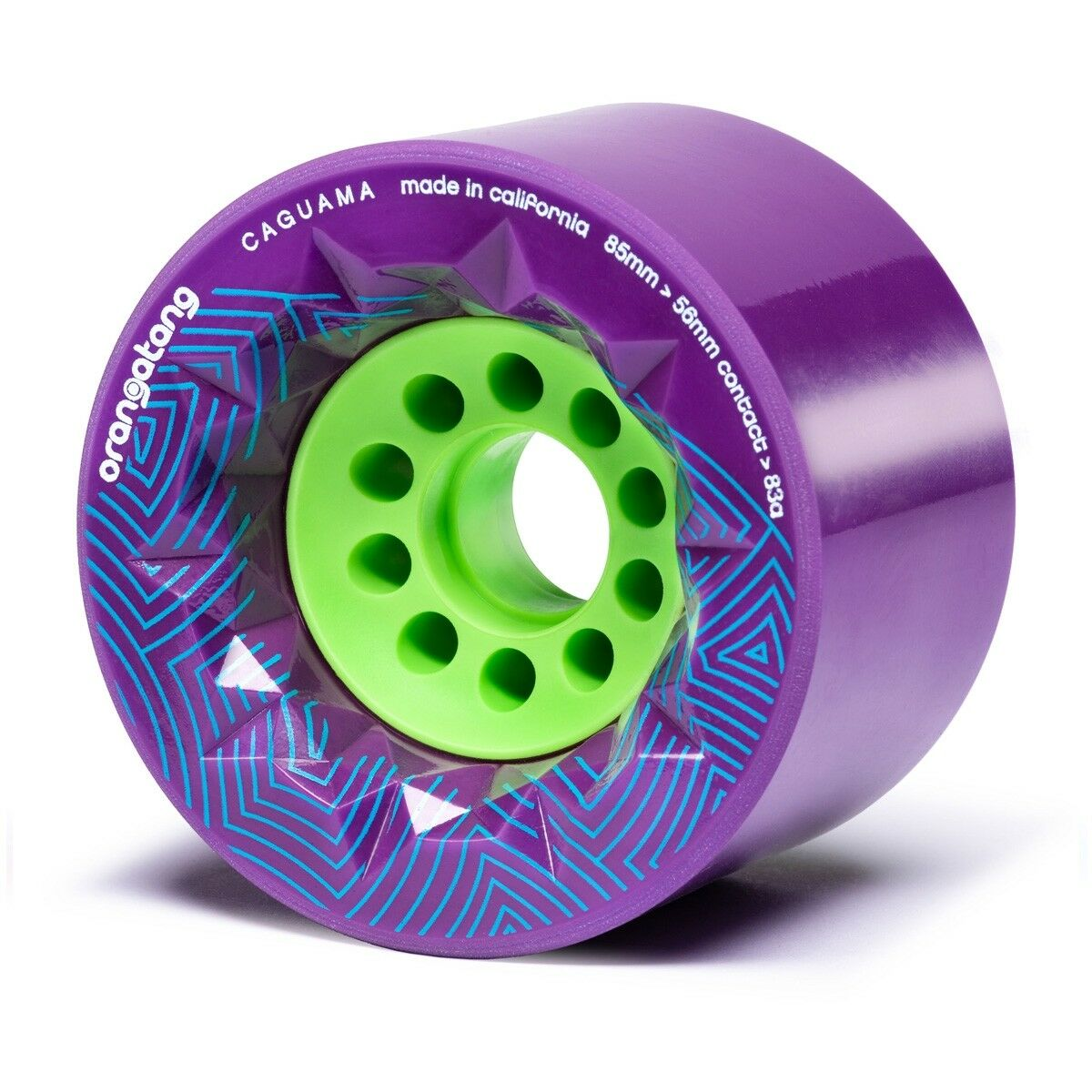 Orangatang Caguama Longboard Wheels - 85mm - Various Colours Available
