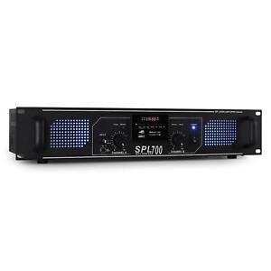 RECON-AMPLI-SONO-PA-DJ-SKYTEC-SPL-700-RADIO-USB-SD-MP3-LED-2000W-PUISSANCE