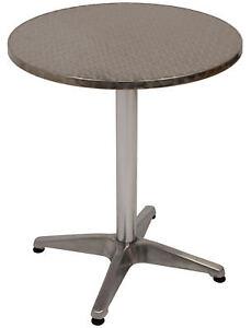 Gartentisch Bistrotisch Alutisch Gartenmobel Alu Tisch Marc 60cm
