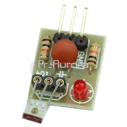 5V Laser Sensor Module non-modulator Tube Laser Receiver Module