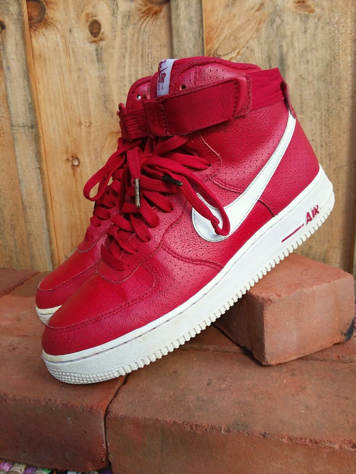 Nike Air Force 1 Men's Basketball shoes  Size 8