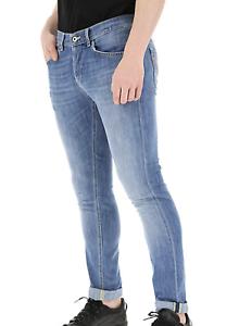 Dondup-Jeans-Uomo-Mod-GEORGE-UP232-DS0107-U43-Nuovo-e-Originale-SALDI