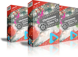 HD-1080-Royalty-Free-Stock-Footage-Videos-034-Christmas-034-on-DvD-Rom