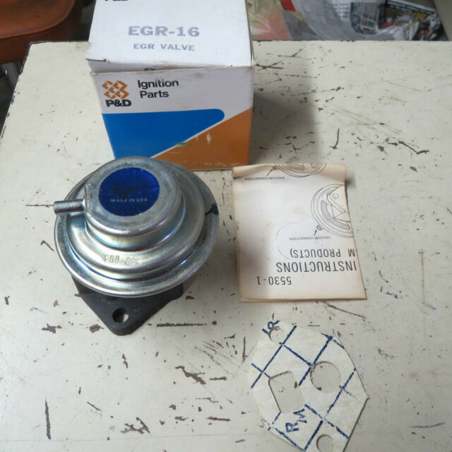 Nos 1975 Chevrolet Luv Trucks 1 8l Engine Egr Valve New