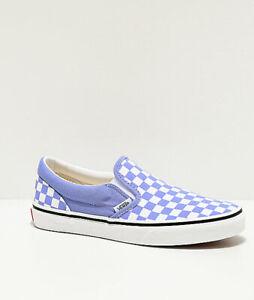 White Checkerboard Junior Skate Shoes