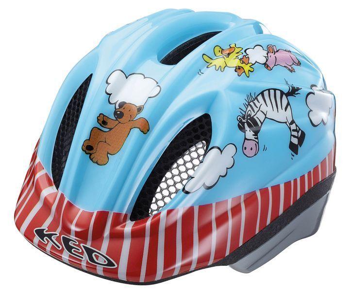 I fantastici sette bambini CASCO KED bicicletta Taglia M (52-58 cm) NUOVO 819211
