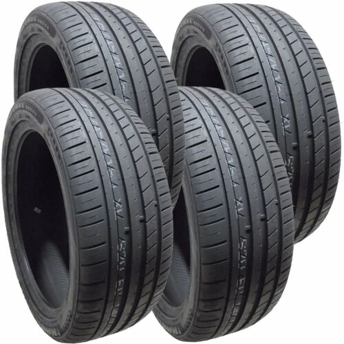 4 1954515 Budget 195 45 15 195/45R15 High Performance 195/45 Tyres x4