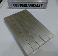 1.5X4X6 new 6061 solid aluminum stock plate flat bar cnc machining millshop tool