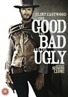 Good The Bad and The Ugly 5039036068970 With Clint Eastwood DVD Region 2