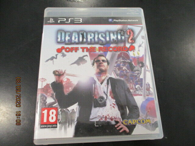 Jeu Playstation 3 - Dead Rising 2 : Off the Record - PS3 version fr