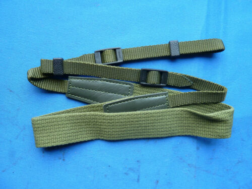 Army Green Binoculair Binocular neck strap carl zeiss  leica 6x42 NATO