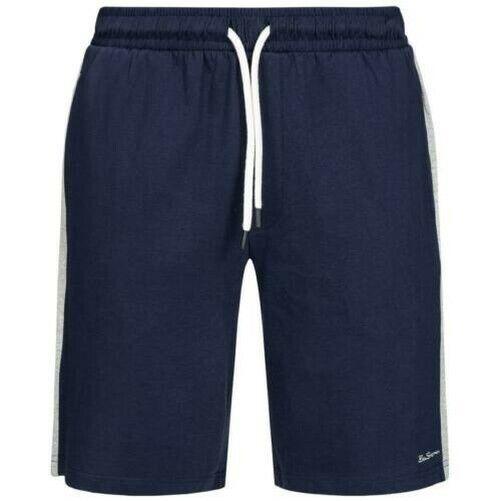Ben Sherman mens Fleece Shorts Fitness Elastischer Bund Joggen Laufen Sweat S-XL